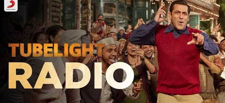 Radio (Tubelight) Salman Khan