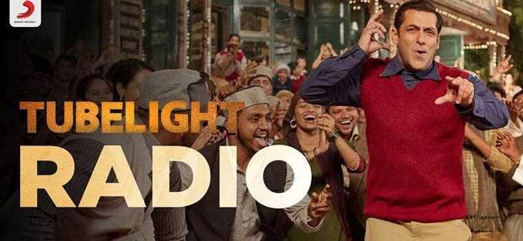 Radio (Tubelight) Salman Khan