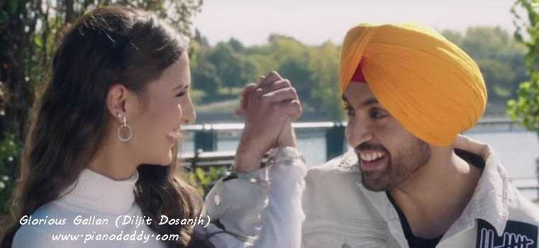 Glorious Gallan (Diljit Dosanjh)