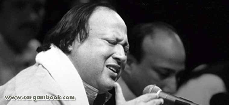 Sochta Hoon Keh Woh Kitne (Nusrat Fateh Ali Khan) Sargam Notes