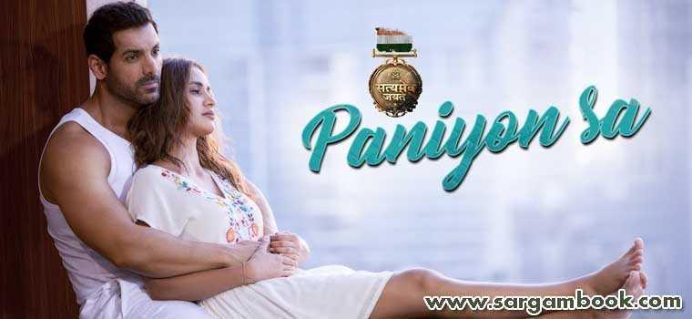 Paniyon Sa (Satyameva Jayate)
